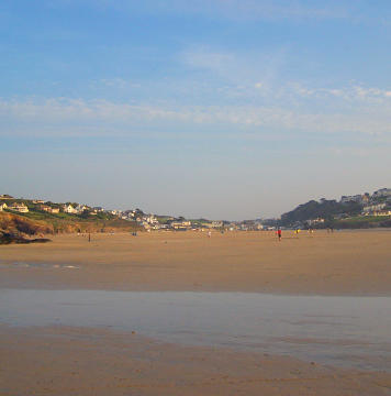 Polzeath - North Cornwall Self Catering